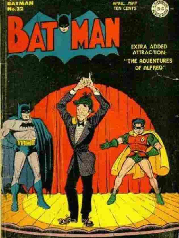 Batman No. 22