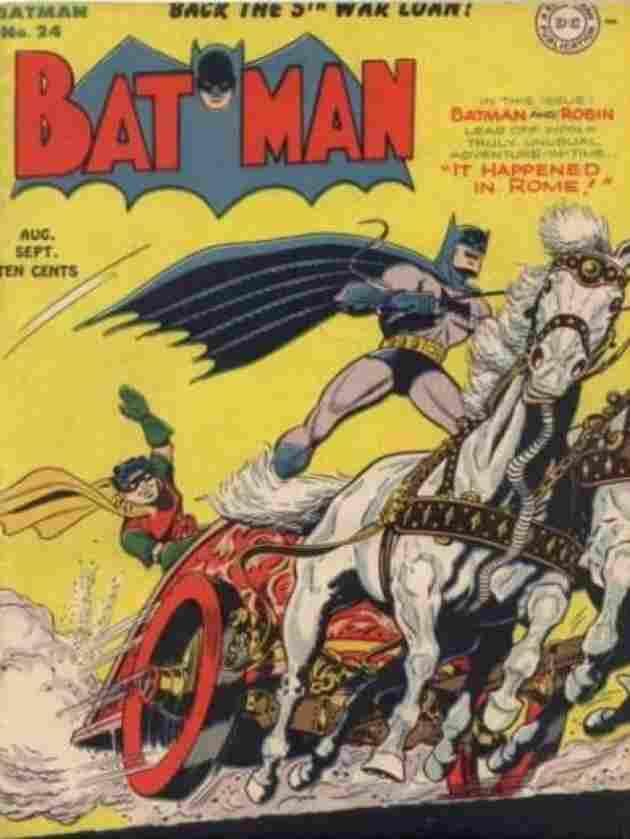 Batman No. 24