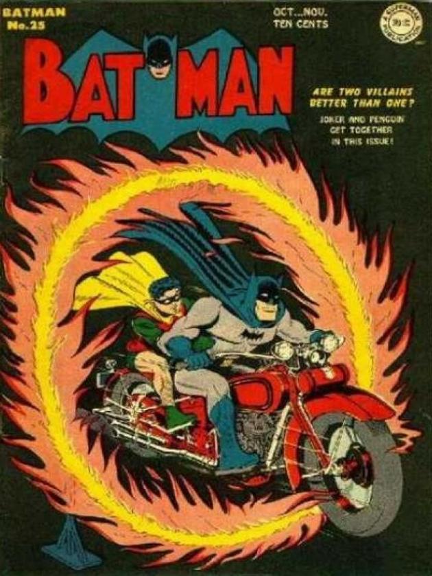 Batman No. 25