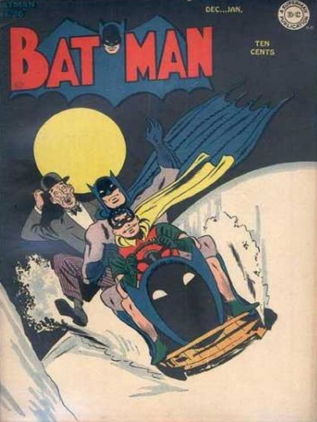 Batman No. 26