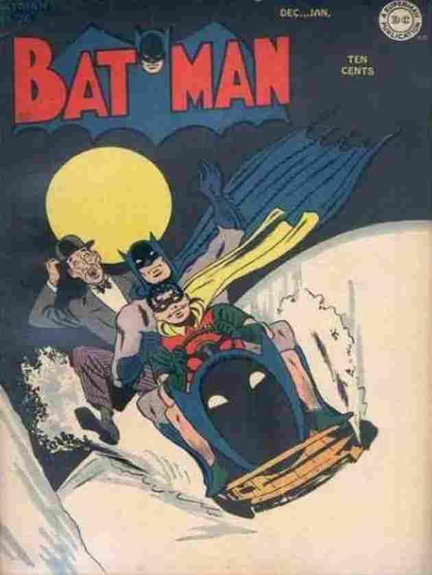 Batman No. 26