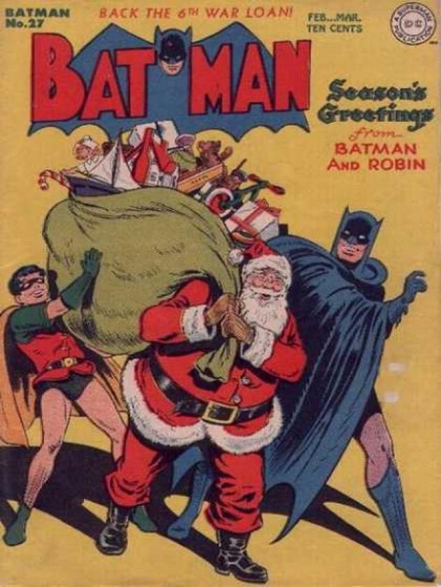Batman No. 27