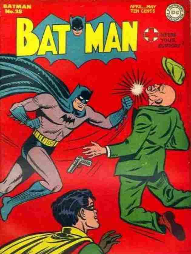 Batman No. 28