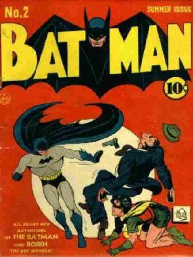 Batman No. 2