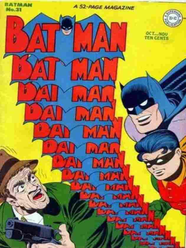 Batman No. 31