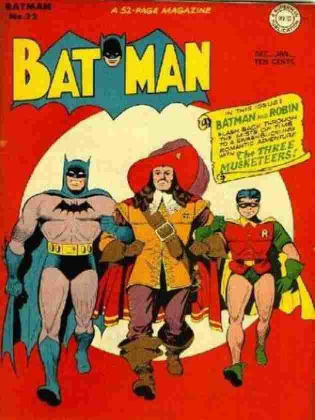 Batman No. 32