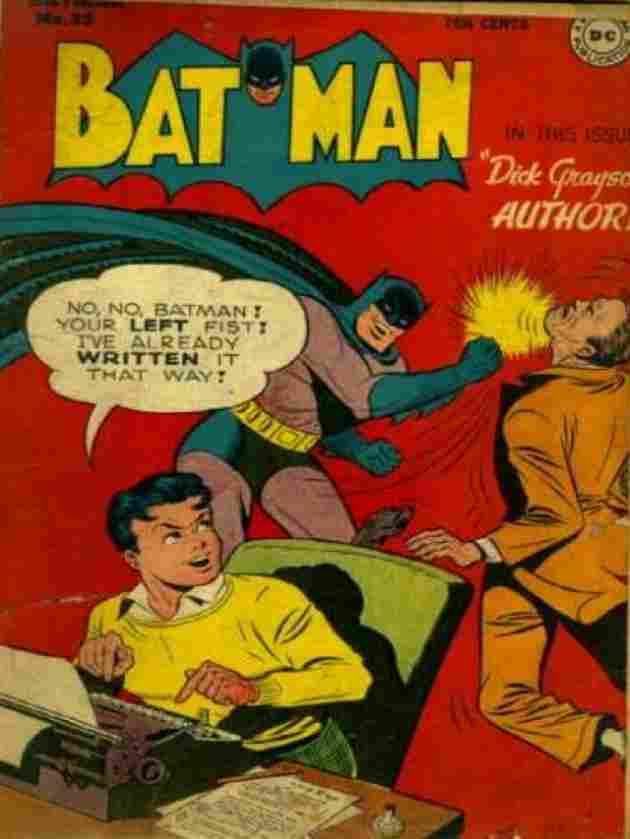 Batman No. 35