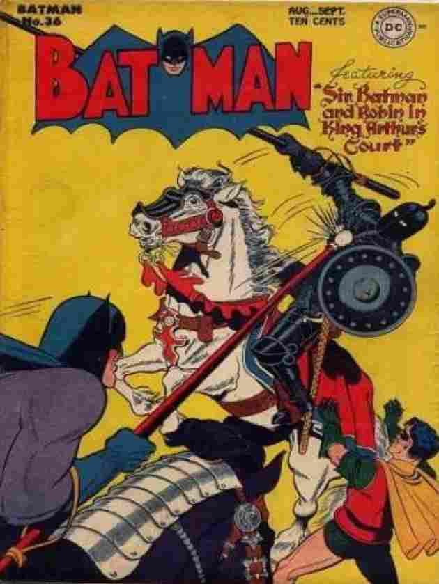 Batman No. 36