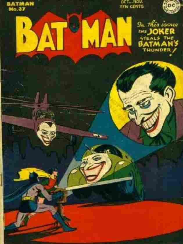 Batman No. 37