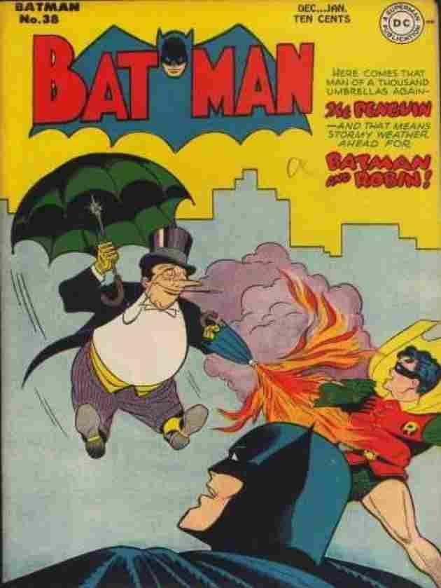 Batman No. 38