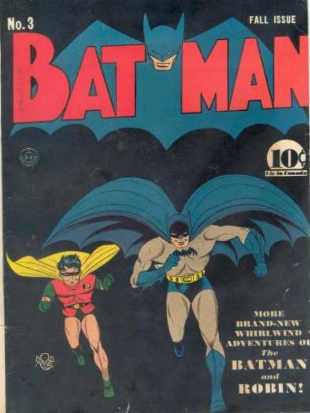 Batman No. 3