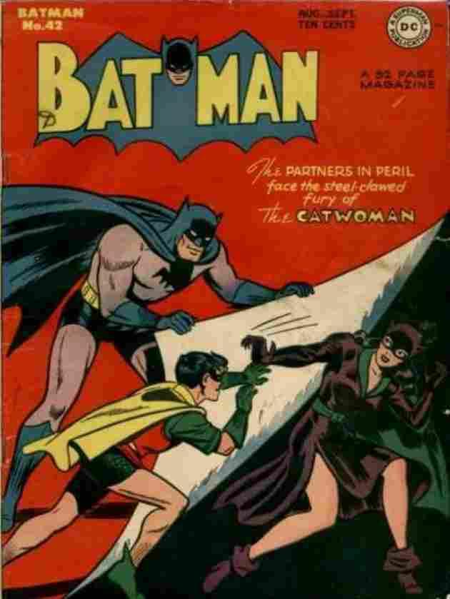 Batman No. 42