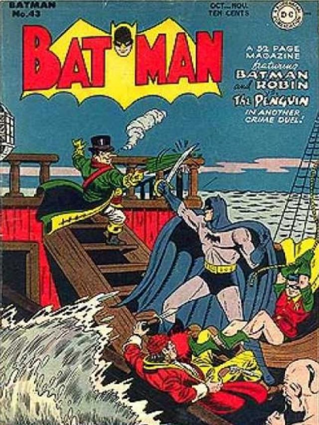 Batman No. 43