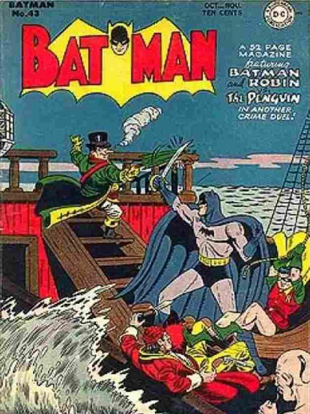 Batman No. 43