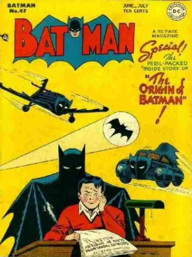 Batman No. 47