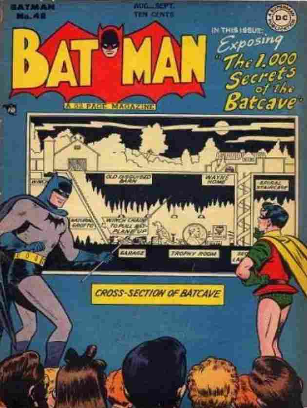 Batman No. 48