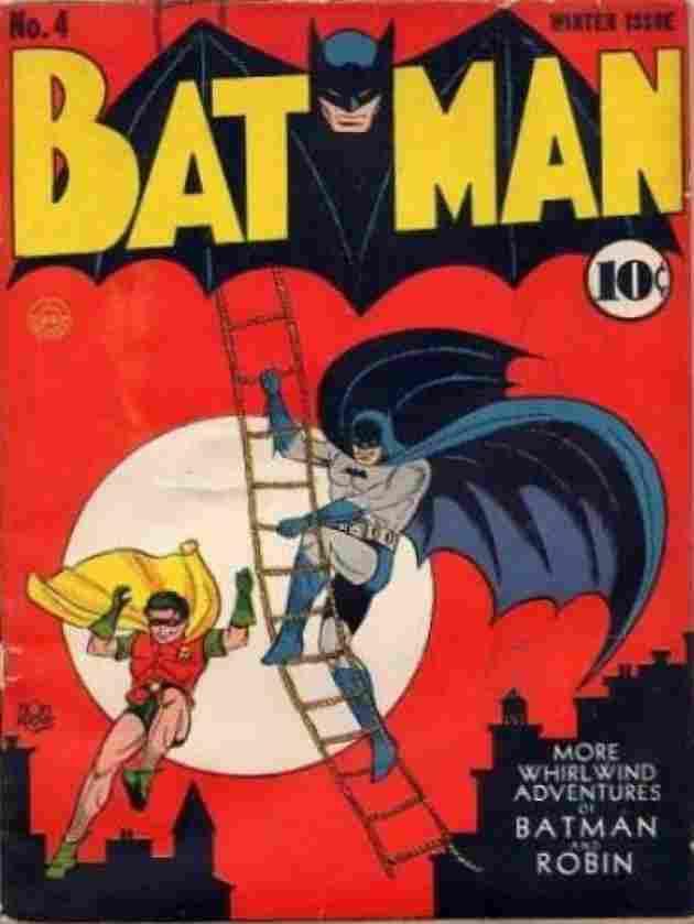 Batman No. 4