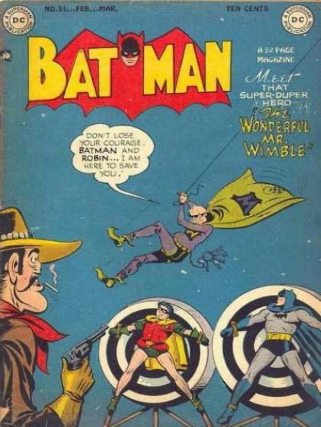 Batman No. 51