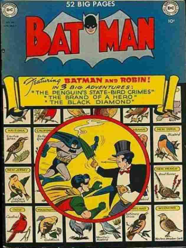 Batman No. 58