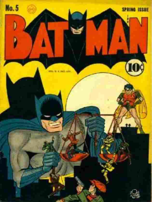 Batman No. 5