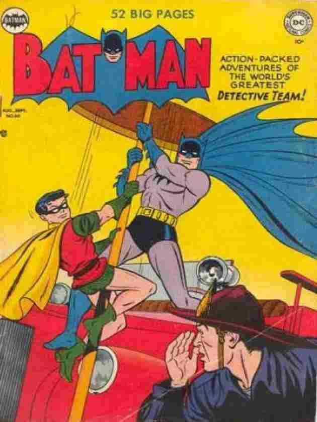 Batman No. 60