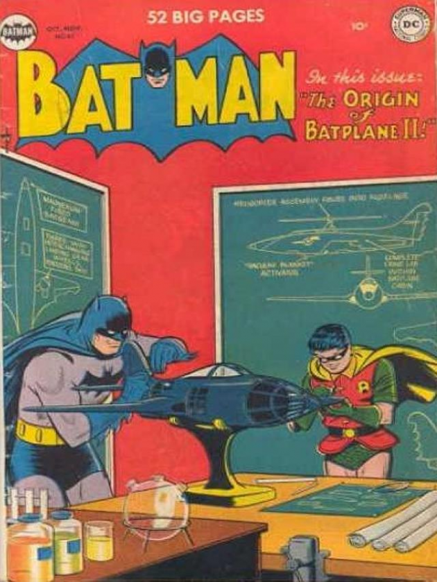 Batman No. 61