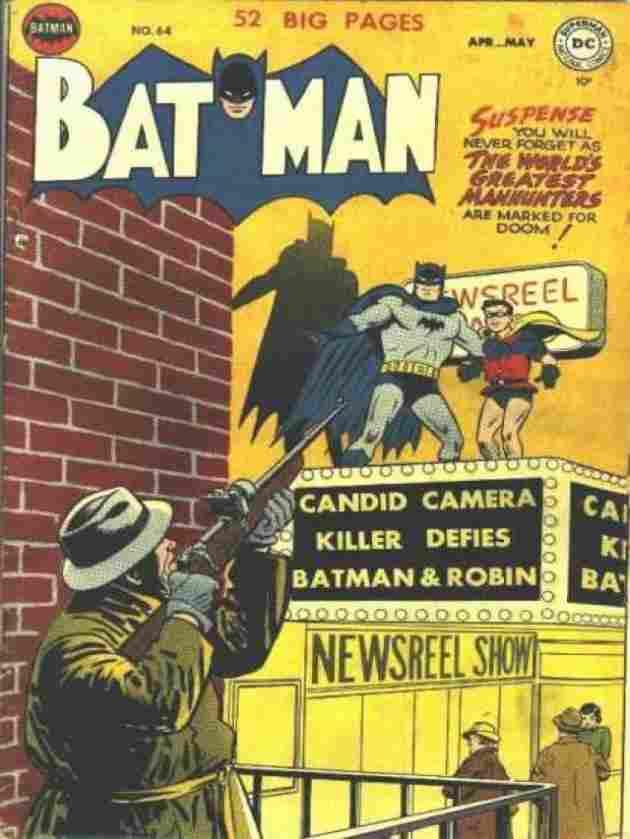Batman No. 64