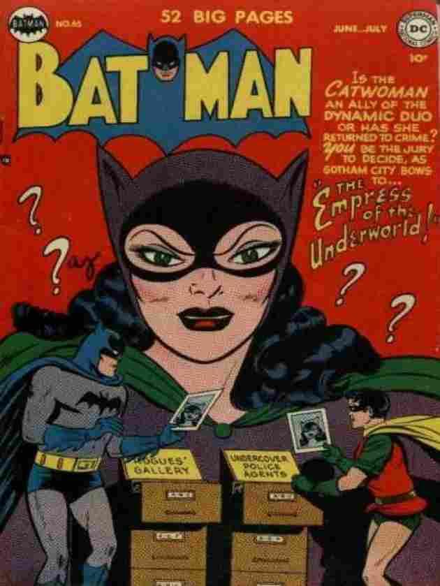 Batman No. 65