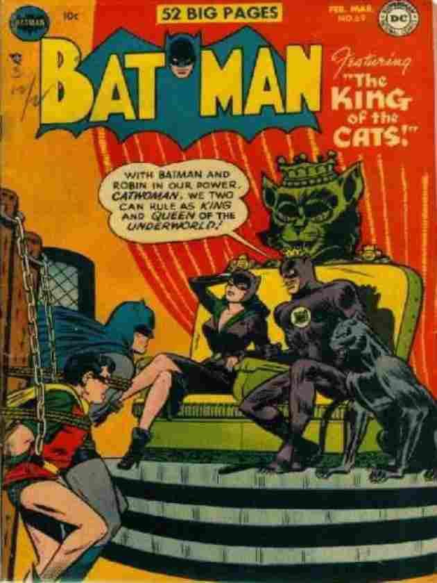 Batman No. 69