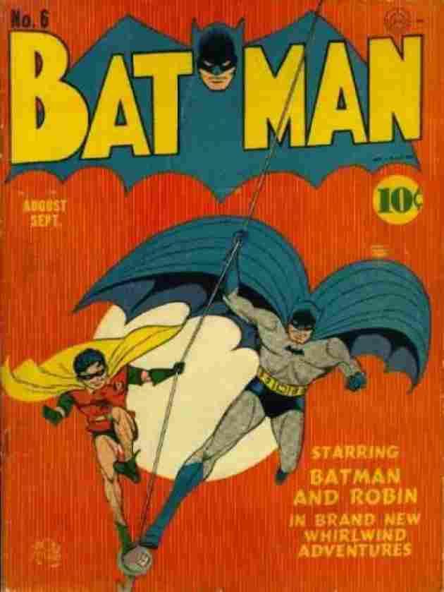 Batman No. 6