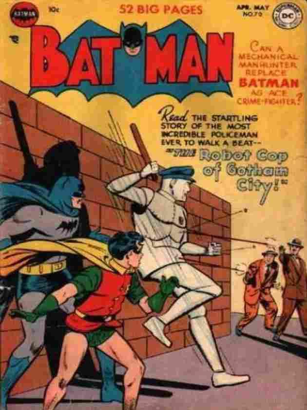 Batman No. 70