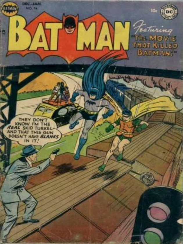 Batman No. 74
