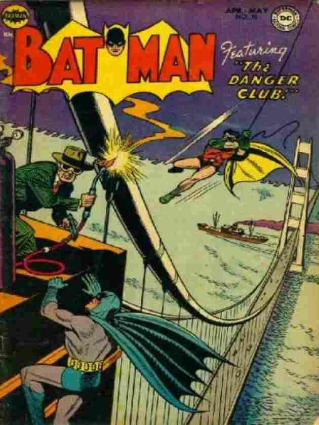 Batman No. 76