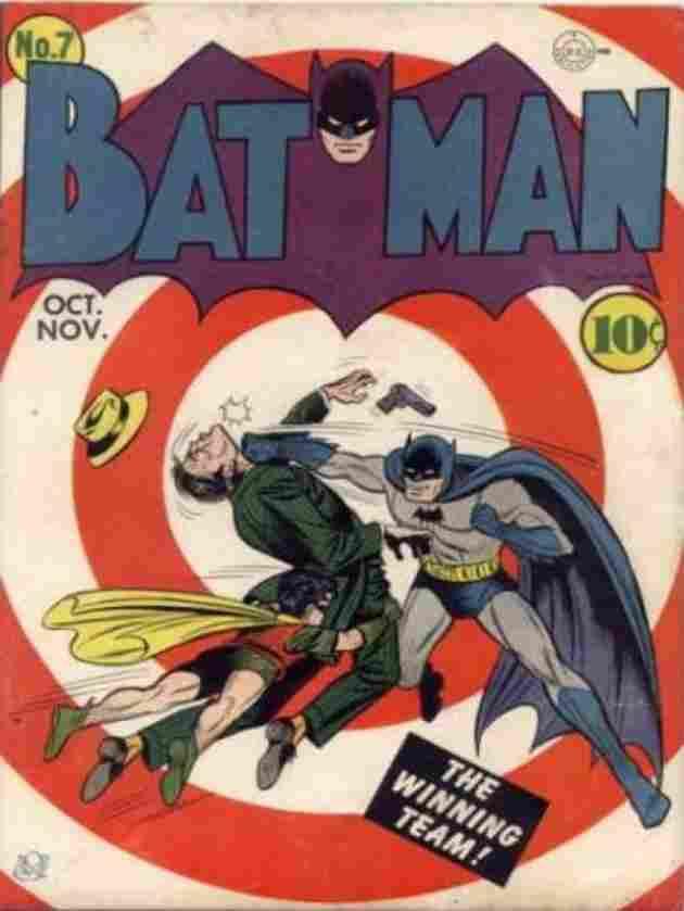 Batman No. 7