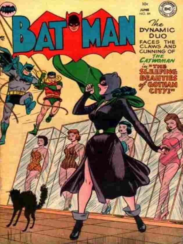 Batman No. 84