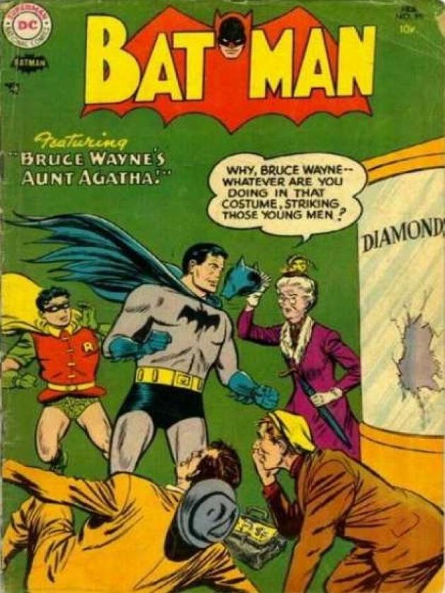 Batman No. 89