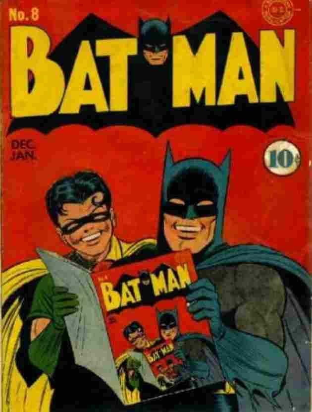 Batman No. 8
