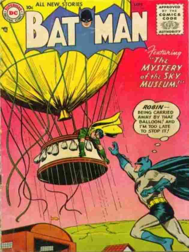 Batman No. 94