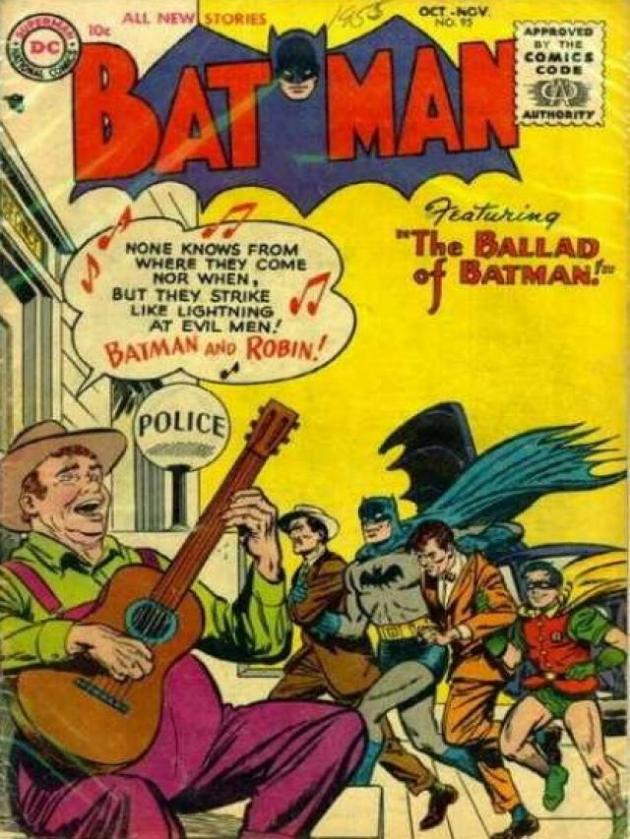 Batman No. 95