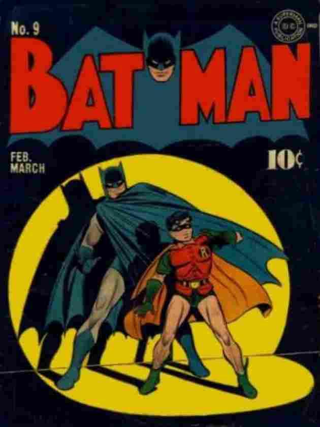 Batman No. 9