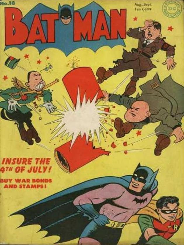 Batman Nr. 18