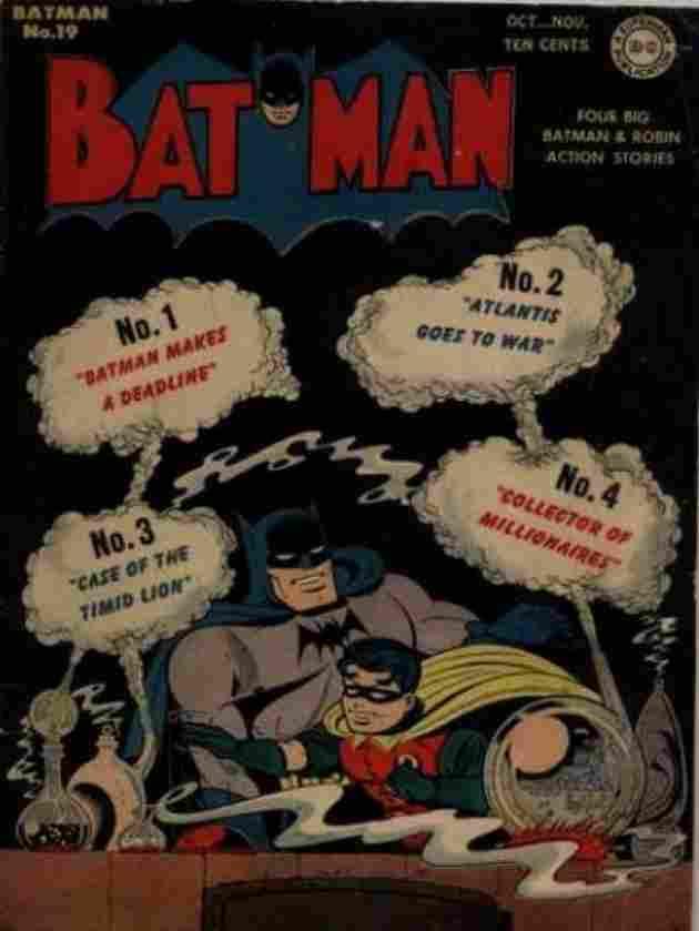 Batman nr 19