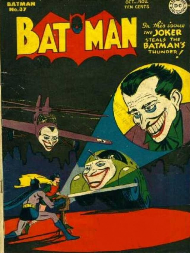 Batman nr 37