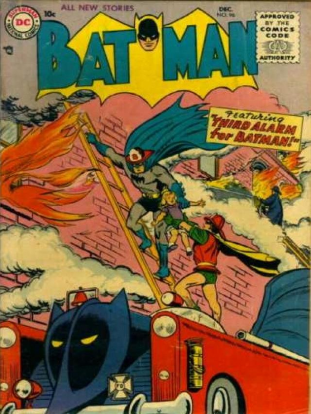 Batman nr 96