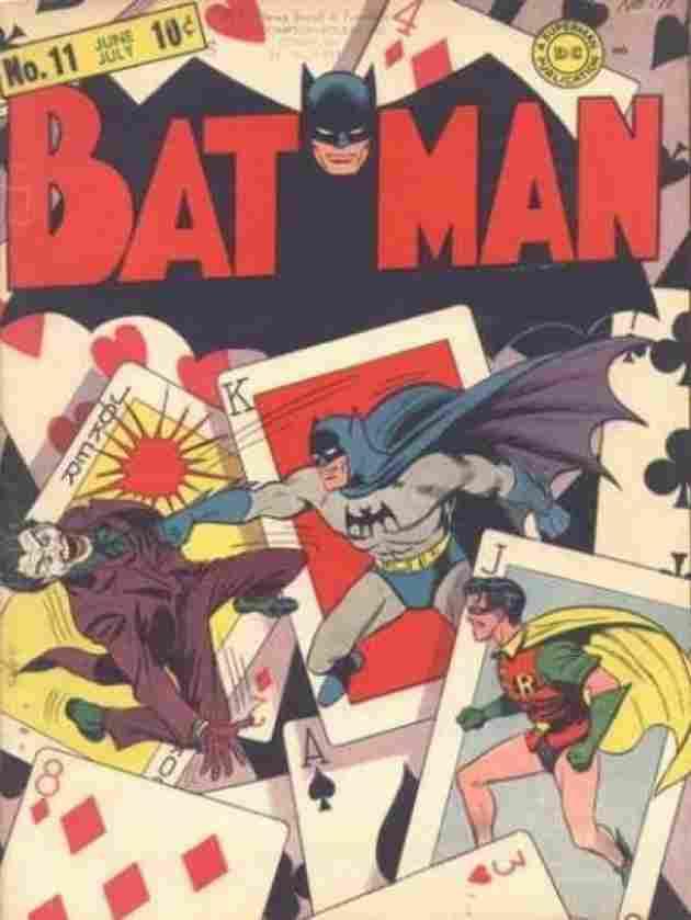 배트맨 No. 11