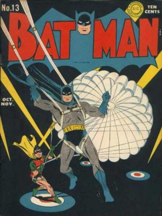 No. 13 Batman