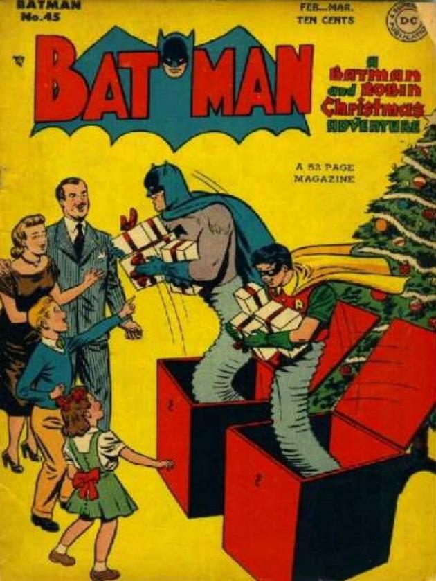 배트맨 No. 45
