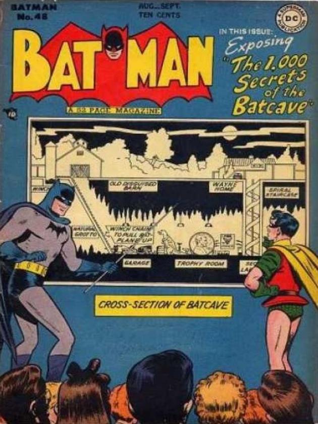 배트맨 No. 48