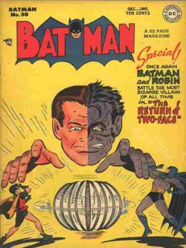 배트맨 No. 50
