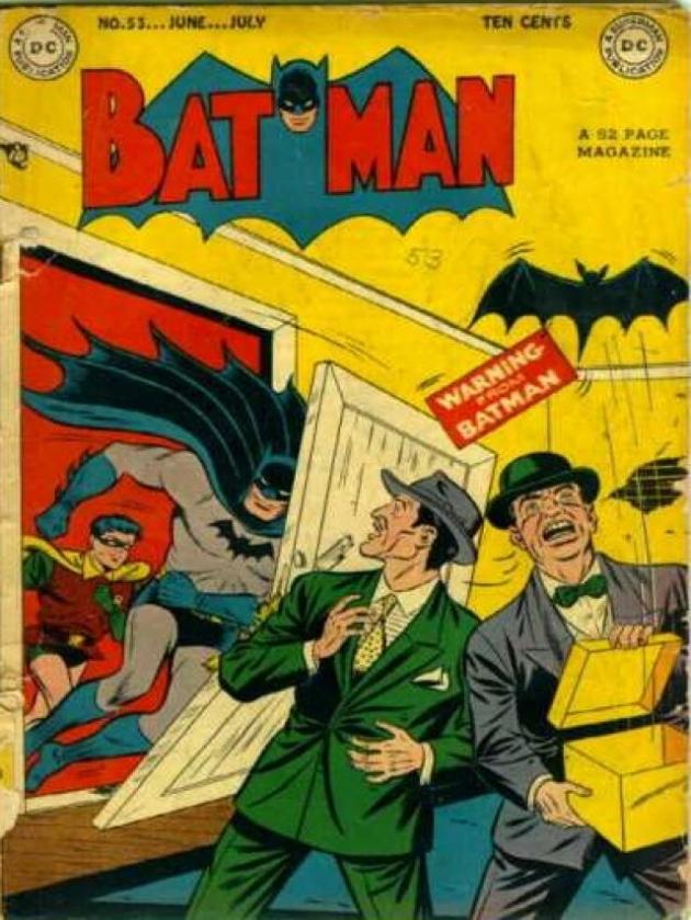 배트맨 No. 53